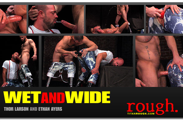 Wet and Wide: Scene 3: Felix Barca & Rogue Status