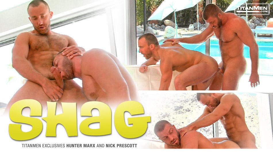 Shag: Scene 1: Hunter Marx & Nick Prescott