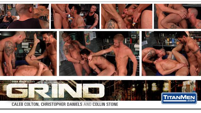 Grind: Scene 3: Christopher Daniels, Caleb Colton & Collin Stone