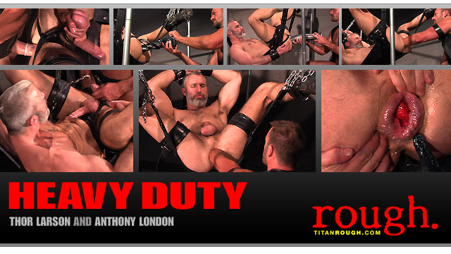 Heavy Duty: Scene 1: Anthony London & Thor