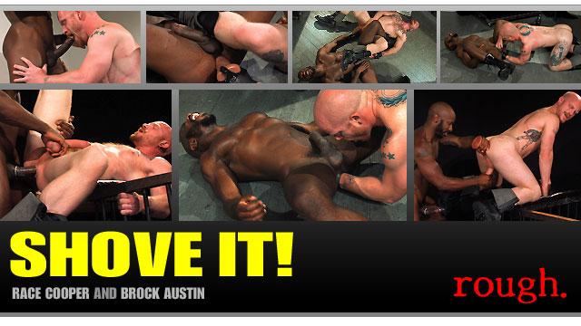 Shove It!: Scene 2: Race Cooper & Brock Rustin